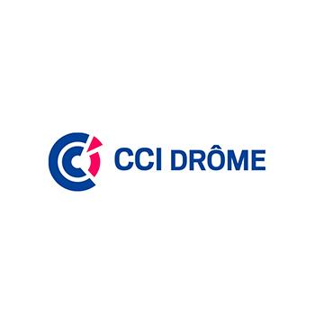 Logo CCI Drôme