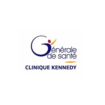 Logo Générale de santé clinique Kennedy