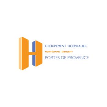 Logo Groupement hospitalier