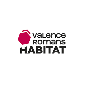 Logo Valence Romans Habitat