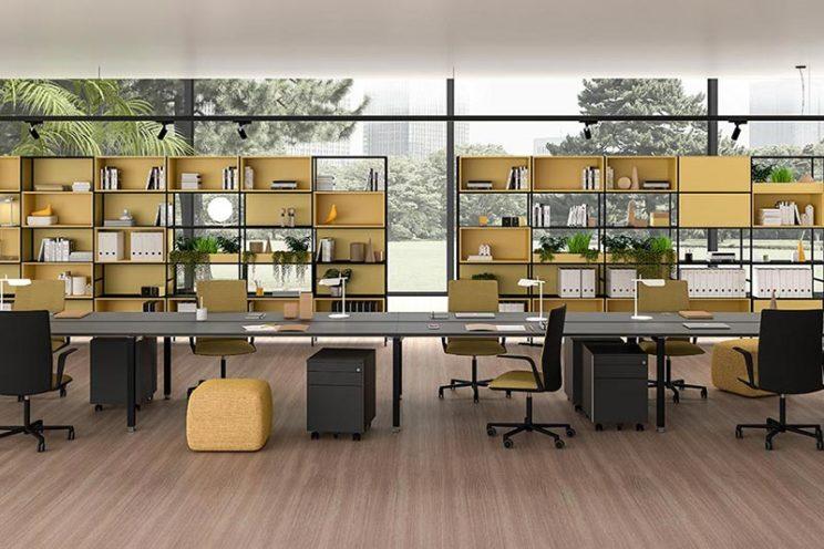 Image à la une choisir la couleur de son mobilier professionnel par Global Concept