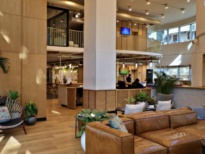 aménager ses espaces détente en entreprise par Global Concept