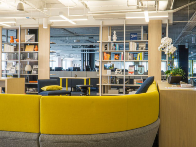 agencer ses espaces détente en entreprise par Global Concept