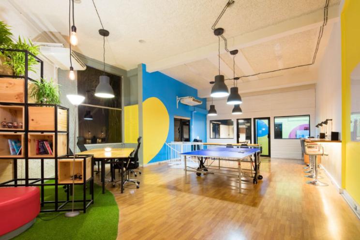 Image à la une, aménager ses espaces détente en entreprise par Global Concept
