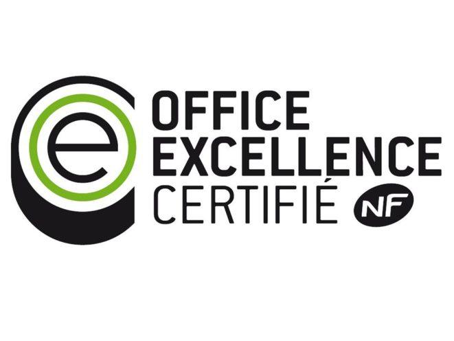 Label NF OEC à retrouver chez Global COncept