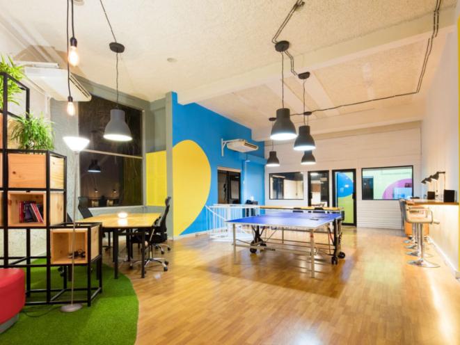 Mobilier décoration, pour espace détente par Global Concept