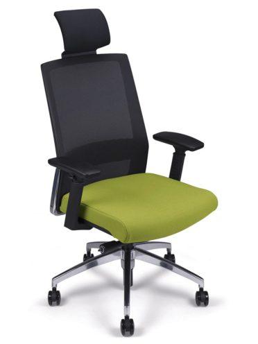 Siège ergonomique réglable en hauteur par Global Concept