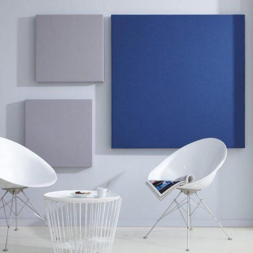 Décoration murale acoustique pour améliorer l'acoustique et le bien-être au travail par Global Concept