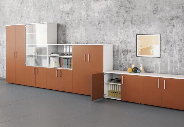 A la une, le mobilier de rangement professionnel par Global Concept