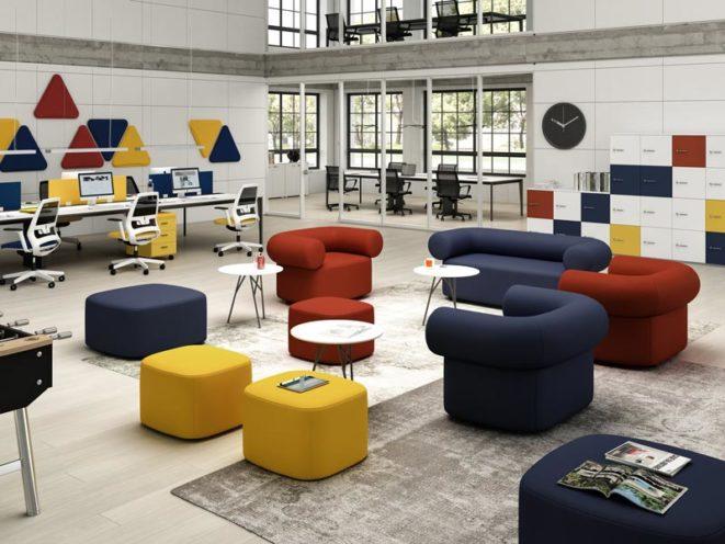 Prévoir un espace détente accueillant et confortable par Global Concept