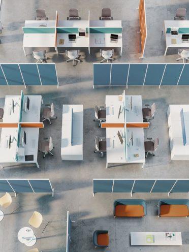 Repenser ses open spaces par Global Concept
