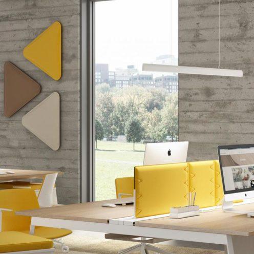 Privilégier les sources de lumière naturelle pour vos bureaux professionnels par Global Concept