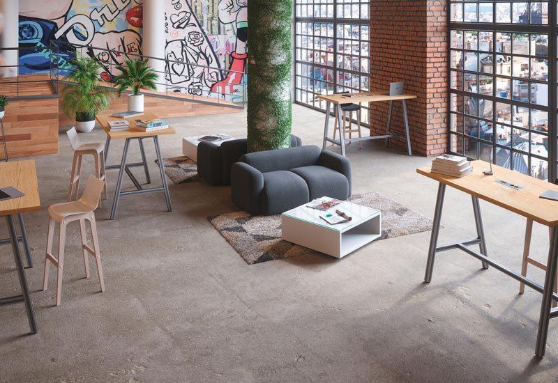 Le flex office et les bureaux professionnels