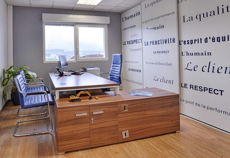 Office branding : votre aménagement corporate