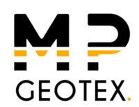 Logo MP Geotex, filiale du Groupe Sapiens