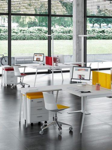 Les lampadaires dans vos espaces professionnels par Global Concept
